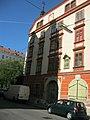 AT-4443 Bürgerhaus Zum goldenen Hasel Große Pfarrgasse 14.JPG