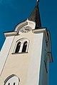 AT-62418 Kath. Pfarrkirche hl. Martin und Friedhof - Lind bei Velden 05.jpg