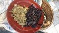 A Nyar Thar Kyaw Kon (Slu) snack from Myanmar.JPG