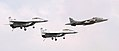 A Sea Harrier and two MiG-29Ks at Goa.jpg