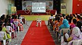 A documentary film being showed by Films Division, Mumbai, at Bharat Nirman Lok Mahiti Abhiyan, at Ramtek, Distt. Nagpur on January 29, 2011.jpg
