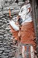 A kheni (ghost eater) in Kagbeni - note what hes wielding. (4523541547).jpg