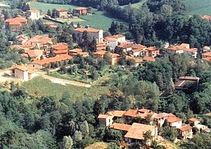 Molteno - Villages on the hill-slopes of Molteno