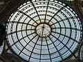 A view of the shops and coffeehouses in the Galleria Vittorio Emanuele II.jpg