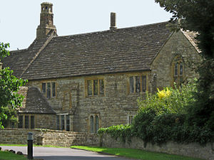 Grade I listed buildings in South Somerset - Image: Abbey Manor Yeovil