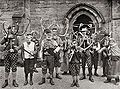 Abbots Bromley Horn Dance c1900 Stone.jpg