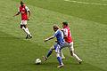 Abou Diaby, Fernando Torres & Aaron Ramsey (6954496692).jpg
