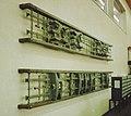 Abstacte reliefs Bart Welten Universiteit Nijmegen 1964.jpg