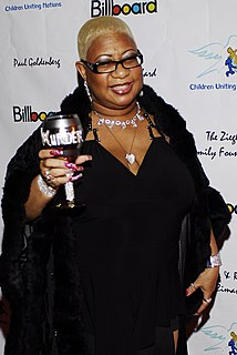 Luenell American comedian and actress