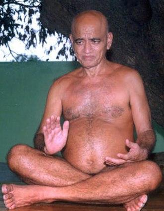 Acharya Vidyasagar - Acharya Vidyasagar, a prominent Digambara monk