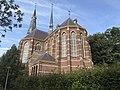 Achterzijde Sint Clemenskerk Braamdijk, Waalwijk.jpg