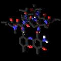 Actinomycin D sticks.png