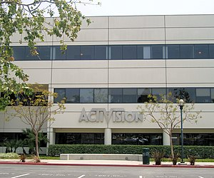 Activision - Santa Monica headquarters