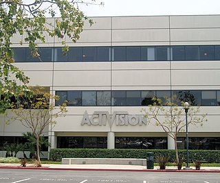 Activision American video game publisher