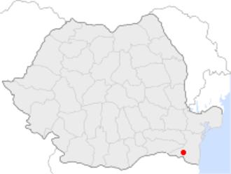 Adamclisi - Image: Adamclisi Constanta in Romania