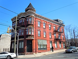 National Register of Historic Places listings in Mercer County, New Jersey