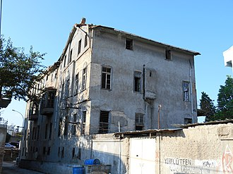Adana American College for Girls - Image: Adana American High School for Girls 1