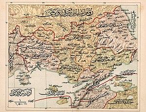 Adrianople Vilayet