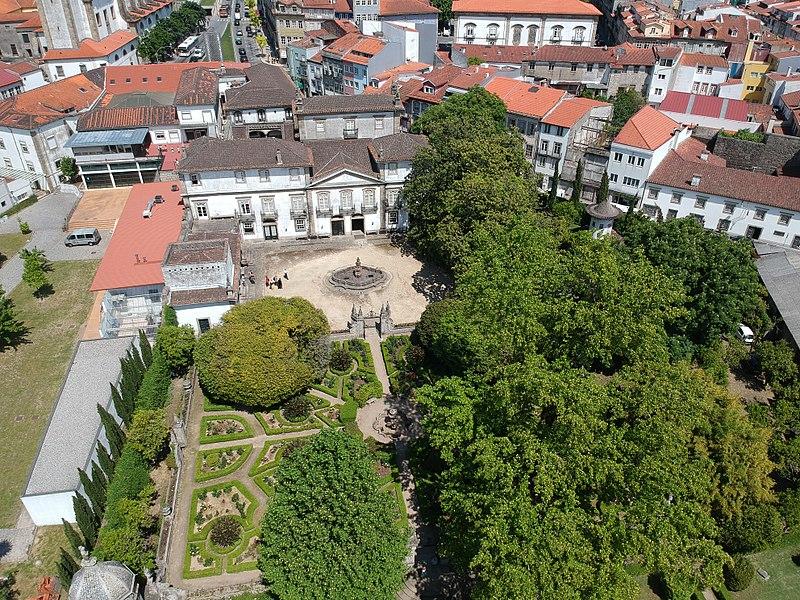 Portos turísticos em Braga