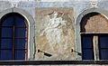 Affreschi della facciata di palazzo dell'antella, 1619, secondo piano 09 zelo di fabrizio boschi.JPG