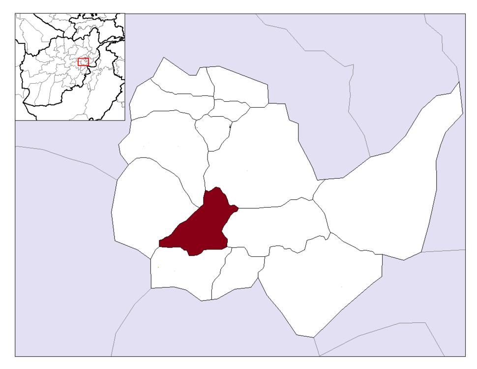 Afghanistan Kabul Province Kabul District