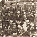 Afghanistan national football team in 1920s - in Kabul, Afghanistan.jpg