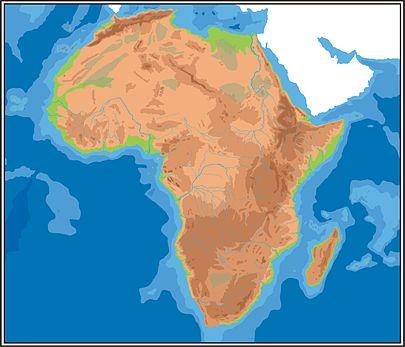 Afrika Wikipedia