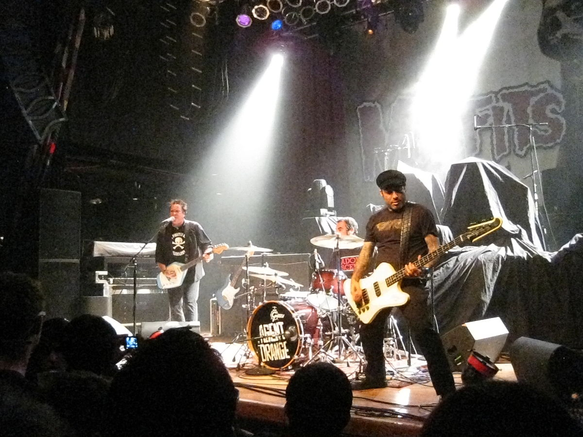 Agent Orange (band) - Simple English Wikipedia, the free ...