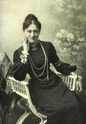 Agnes Adler - Agnes Adler (c. 1910)