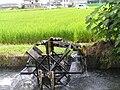 Agricultural Watermill of Sukeyasu, Kurashiki City.JPG