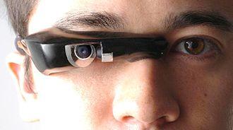 Smartglasses - Image: Aimoneyetap