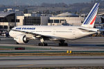 Air France, Boeing 777-228(ER), F-GSPJ - LAX (24024213332).jpg