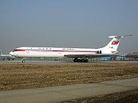 Air Koryo IL-62M P-881.JPG