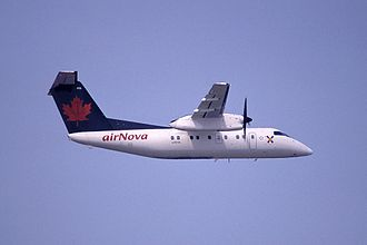 Air Nova - De Havilland Canada Dash 8-102