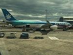 Air Tahiti Nui A340 F-OSUN at AKL (30181852443).jpg