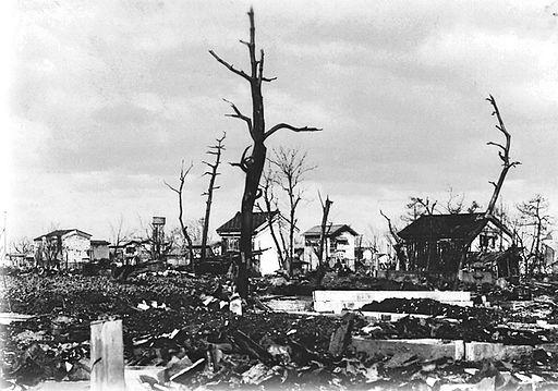 Air raid-Nagaoka