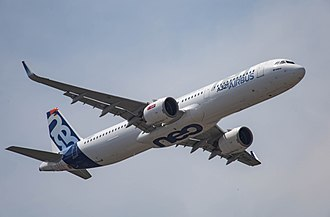 Middle of the market - The A321LR is a heavier A321neo