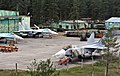 Aircraft maintenance and repair unit - 7000th Air Force base near Voronezh.jpg