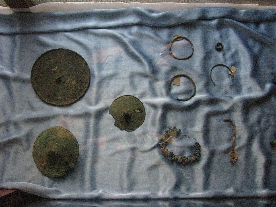 Aiud History Museum 2011 - Scythian Items