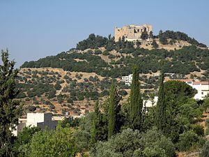 Ajloun Castle - Ajloun Castle