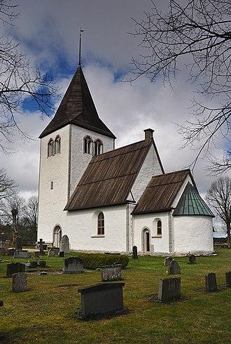 Akebäck Church - Image: Akebäcks kyrka church Gotland Sweden