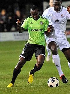 Al Bangura Sierra Leonean footballer