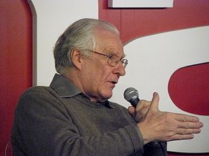 Alain Badiou (born 17 January 1937 in Rabat, M...