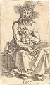 Albrecht Dürer - The Man of Sorrows Seated (NGA 1943.3.3532).jpg