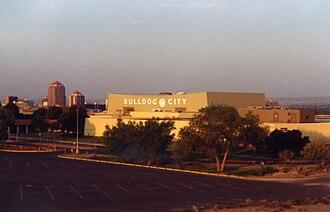 Albuquerque High School - Image: Albuquerque High School 1998