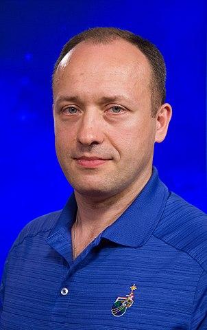 Cosmonaut Aleksandr Misurkin, ISS Expedition 53/54 Commander, NASA photo (10 May 2017)Source: Wikipedia 302px-Aleksandr_Misurkin_in_2017.jpg