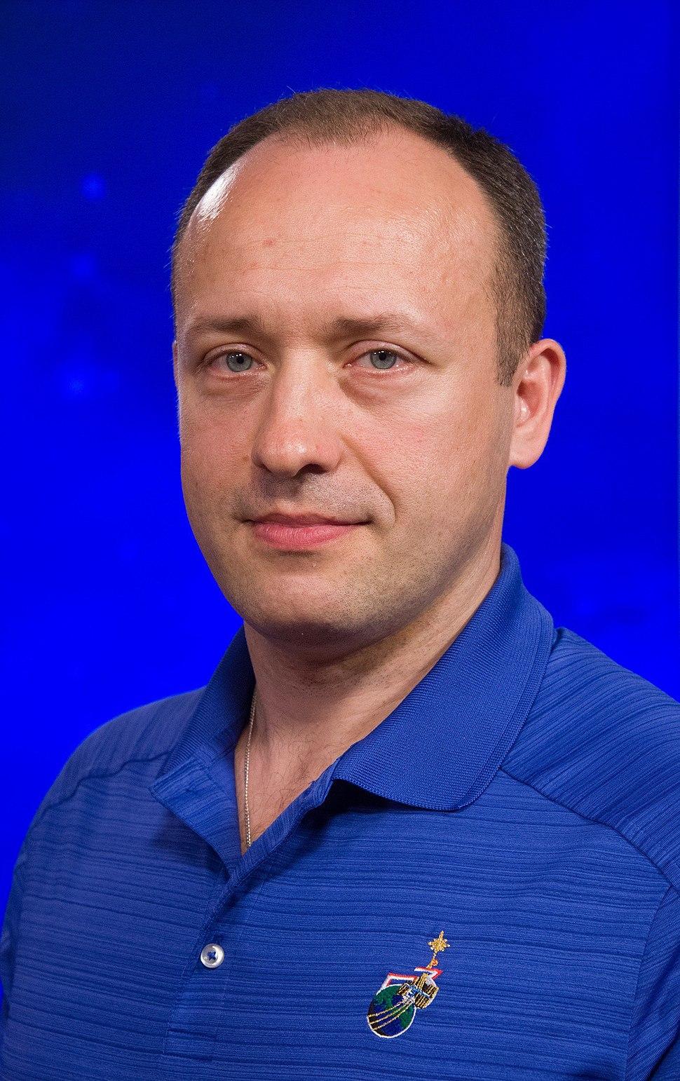 Aleksandr Misurkin in 2017