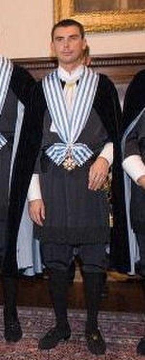 Alessandro Mancini - Former Captain Regent Alessandro Mancini.