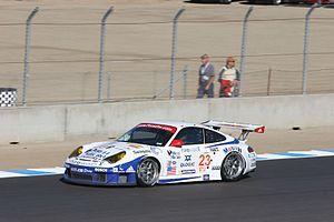 Alex Job Racing - Mazda Raceway Laguna Seca