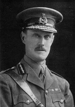 Alexander Godley - General Sir Alexander Godley in 1920